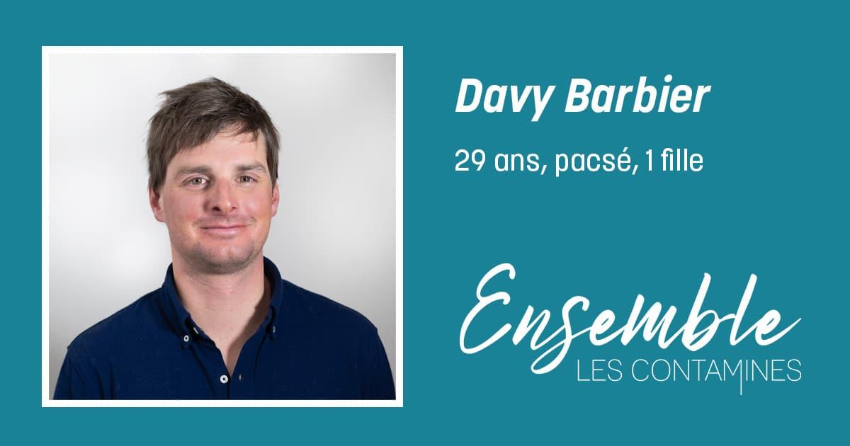 Davy Barbier